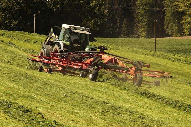 Reparatur von Landmaschinen in Neukirchen und Umgebung